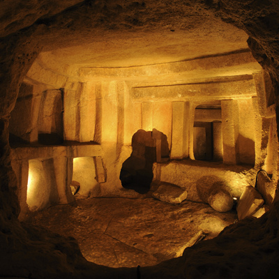 Malta - The Hypogeum of Hal Safleni