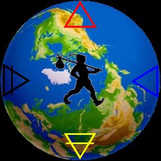 AM47 Earth base w fool