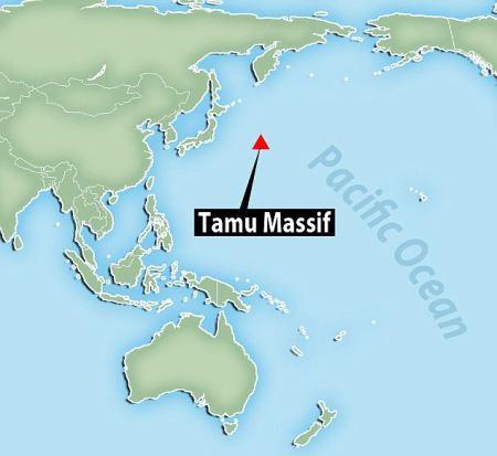 tamu massif