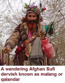 Afghan Qalandar2 Alter Man 47