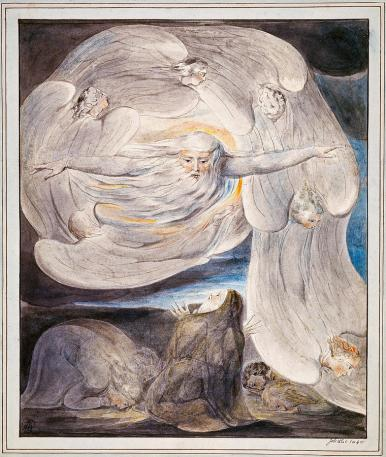 job-confessing-his-presumption-to-god-who-answers-from-the-whirlwind-william-blake